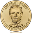 Abraham Lincoln Presidential $1 Coin