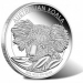 Koala and Kookaburra Silver Coins Available from Perth Mint