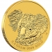 2014 Mini Koala 0.5g Gold Coin Issued