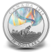 Northern Lights: Howling Wolf Silver Hologram Coin Available