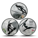 Sochi 2014 Olympic Winter Games Sterling Silver 3-Rouble Coins