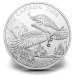 $100 FOR $100 2014 Bald Eagle Fine Silver Coin