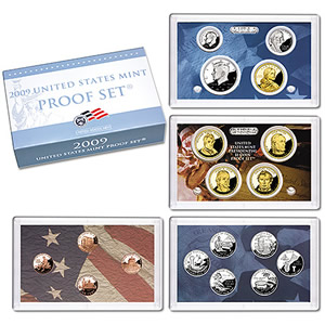 US Annual Proof Set for 2009
