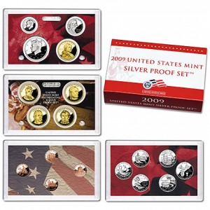 2009 US Silver Proof Set