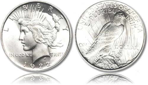 Silver-Peace-Dollar