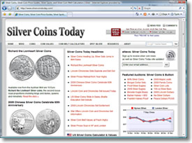 Silver Coins Today