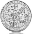 Uncirculated Boy Scouts Silver Dollar