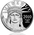 2011 Eagle Platinum Proof Coin