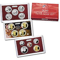 2010 United States Mint Silver Proof Set™