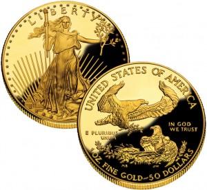 2010 American Gold Eagle