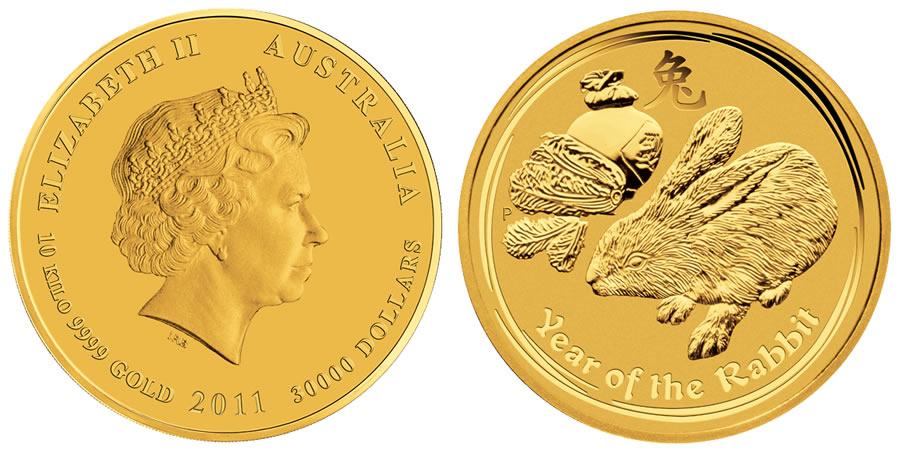 Australian Lunar Gold Coins Australian Lunar Series Gold