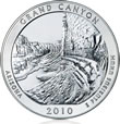 Grand Canyon National Park Silver Bullion Coin