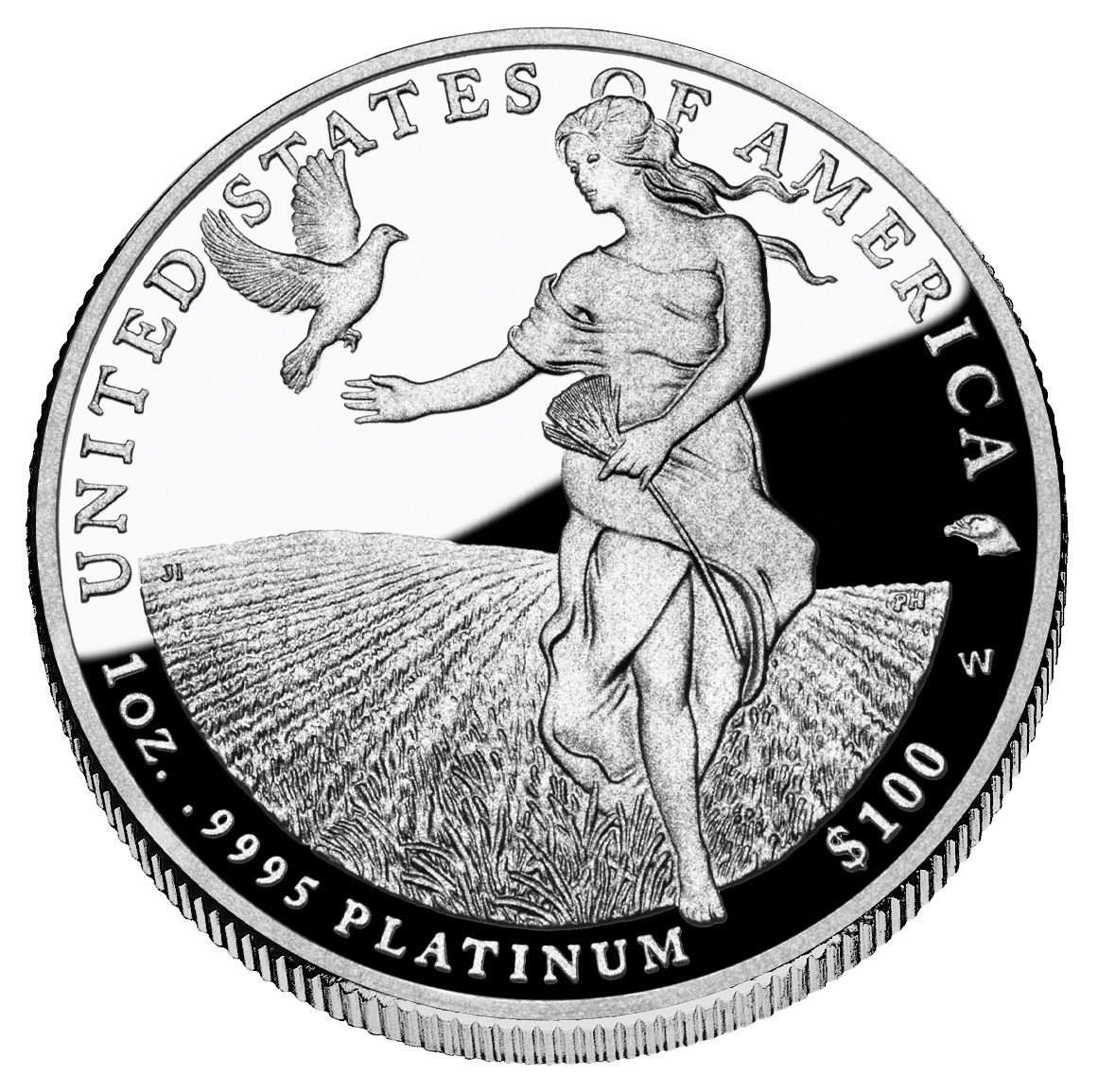 2011 American Eagle Platinum Proof Coin (US Mint image)