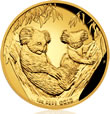 2011 Australian Koala Gold Proof Coin