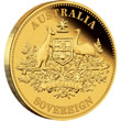 2011 Australian Gold Proof Sovereign Coin