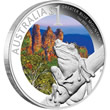 2011 Blue Mountain Silver Proof Coin