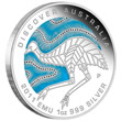 2011 Emu Silver Proof Coin