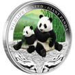 2011 Giant Panda Silver Proof Coin