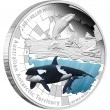 2011 Killer Whale Silver Proof Coin