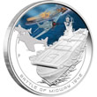 2011 Midway Famous Battles Silver Proof Coin