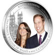 2011 Royal Wedding Silver Proof Coin