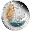 2011 Santa Maria Silver Proof Coin