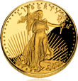 2012 Eagle Gold Proof Coin