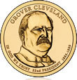 Cleveland (First Term) Presidential $1 Coin