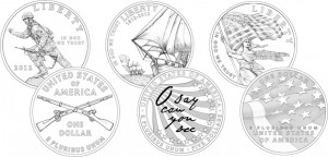 2012 US Mint Commemorative Coins