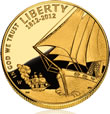 Star-Spangled Banner $5 Gold Coin