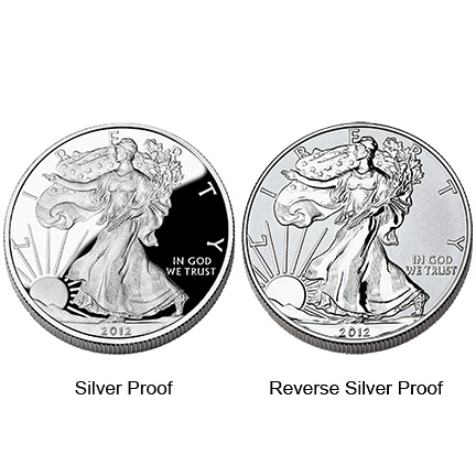 Us Mint Releases 2012 American Eagle San Francisco Two