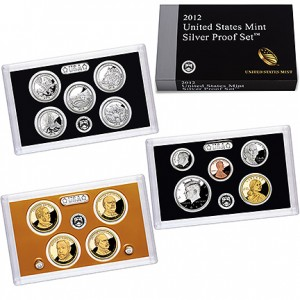 2012 United States Mint Silver Proof Set® (US Mint image)