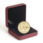 2012 1-25 oz Gold Coin - 1 Cent_packaging (Royal Canadian Mint image)
