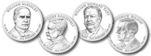 2013-Presidential-1-Coin-Designs