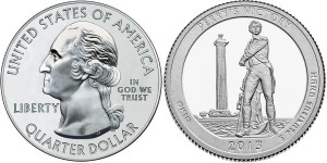 2013 Perrys Victory America the Beautiful Quarter