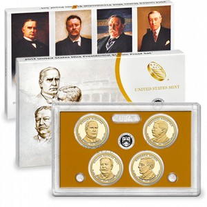 2013 United States Mint Presidential $1 Coin Proof Set™