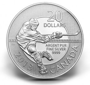 Canadian-2013-20-Silver-Hockey-Commemorative-Coin