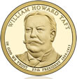 William Howard Taft Presidential $1 Coin