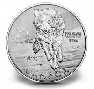2013-20-Wolf-Fine-Silver-Coin