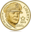 5-Star Generals $5 Gold Coin