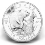 2013 Beaver Fine Silver Coin (Royal Canadian Mint image)