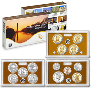 2013 United States Mint Proof Set® (US Mint image)