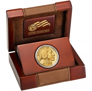 2013 American Buffalo One Ounce Gold Proof Coin Packaging (US Mint image)