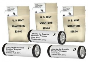 Great Basin National Park Quarter Bags and Rolls