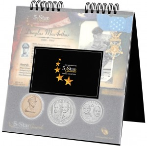 2013 5-Star Generals Profile Collection (US Mint image)