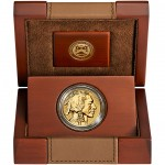 2013 American Buffalo One Ounce Gold Reverse Proof Coin Packaging (US Mint image)