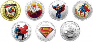 75th Anniversary of Superman™ Commemorative Coins