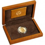 2013 Ida McKinley First Spouse Gold Coin Display Case (US Mint image)
