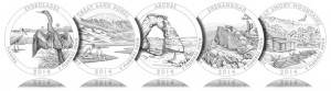 2014-America-the-Beautiful-Quarters-and-ATB-Five-Ounce-Silver-Coins-Designs