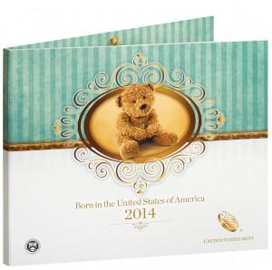 2014 Birth Set (US Mint image)